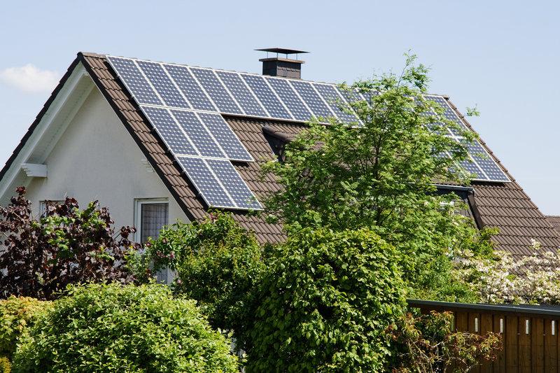 invloed van zonnepanelen EPC