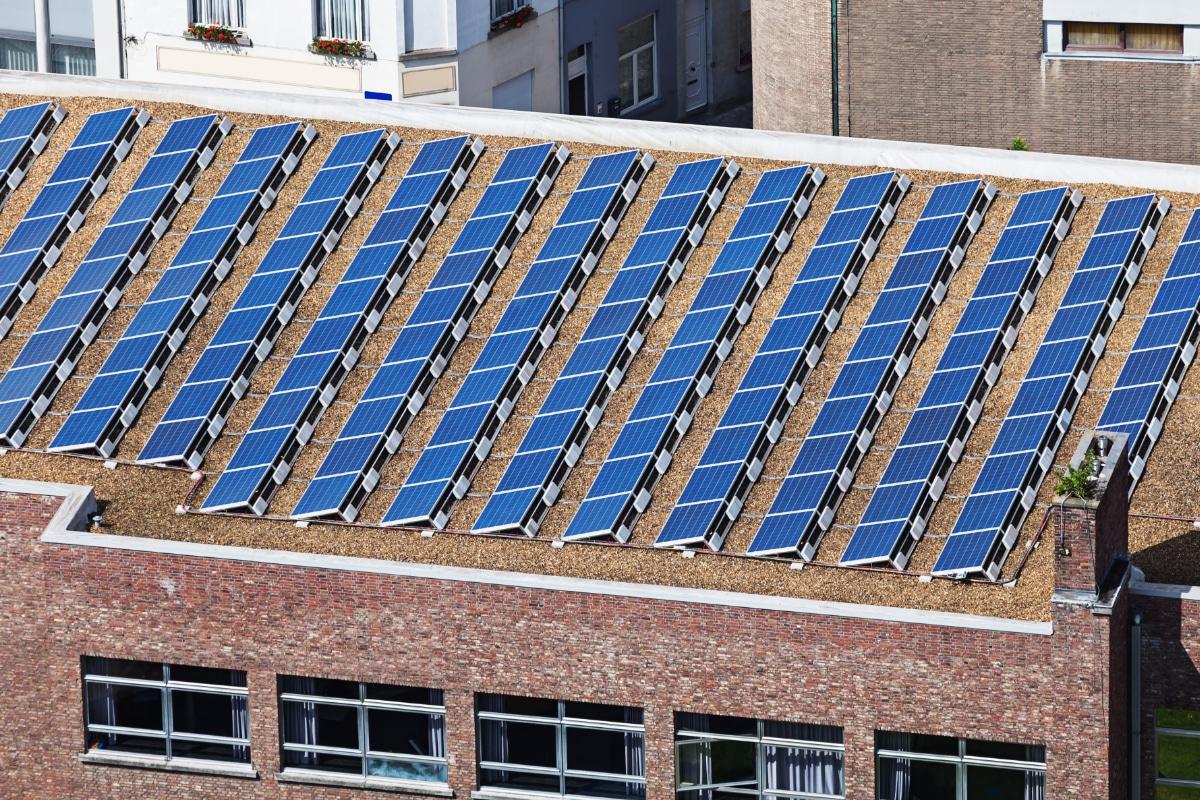 hoog rendement zonnepanelen