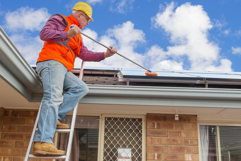 onderhoudscontract zonnepanelen